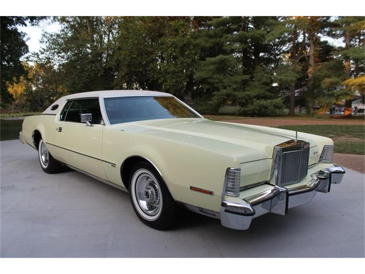 1974 Lincoln Continental Mark IV (CC-1392894) for sale in Carlisle, Pennsylvania