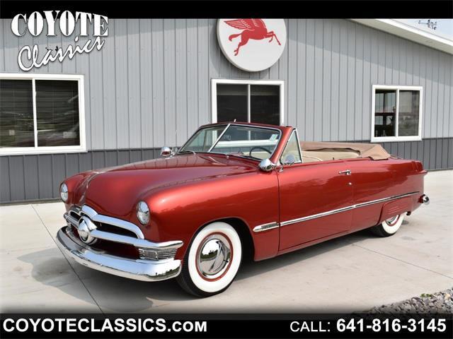 1950 Ford Custom (CC-1392911) for sale in Greene, Iowa