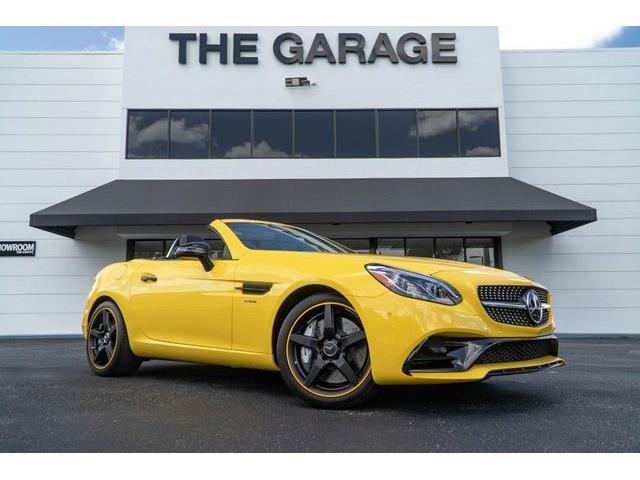 2020 Mercedes-Benz SLC (CC-1392923) for sale in Miami, Florida