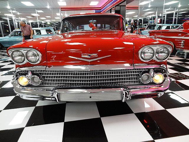 1958 Chevrolet Impala (CC-1392931) for sale in Bonner Springs, Kansas