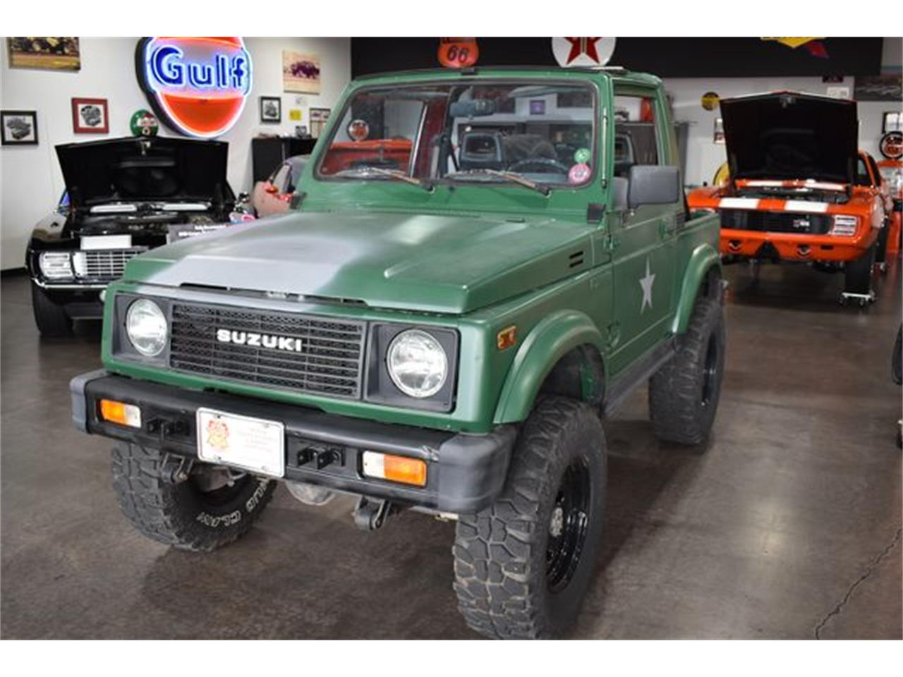 1987 Suzuki Samurai (CC-1392934) for sale in Payson, Arizona