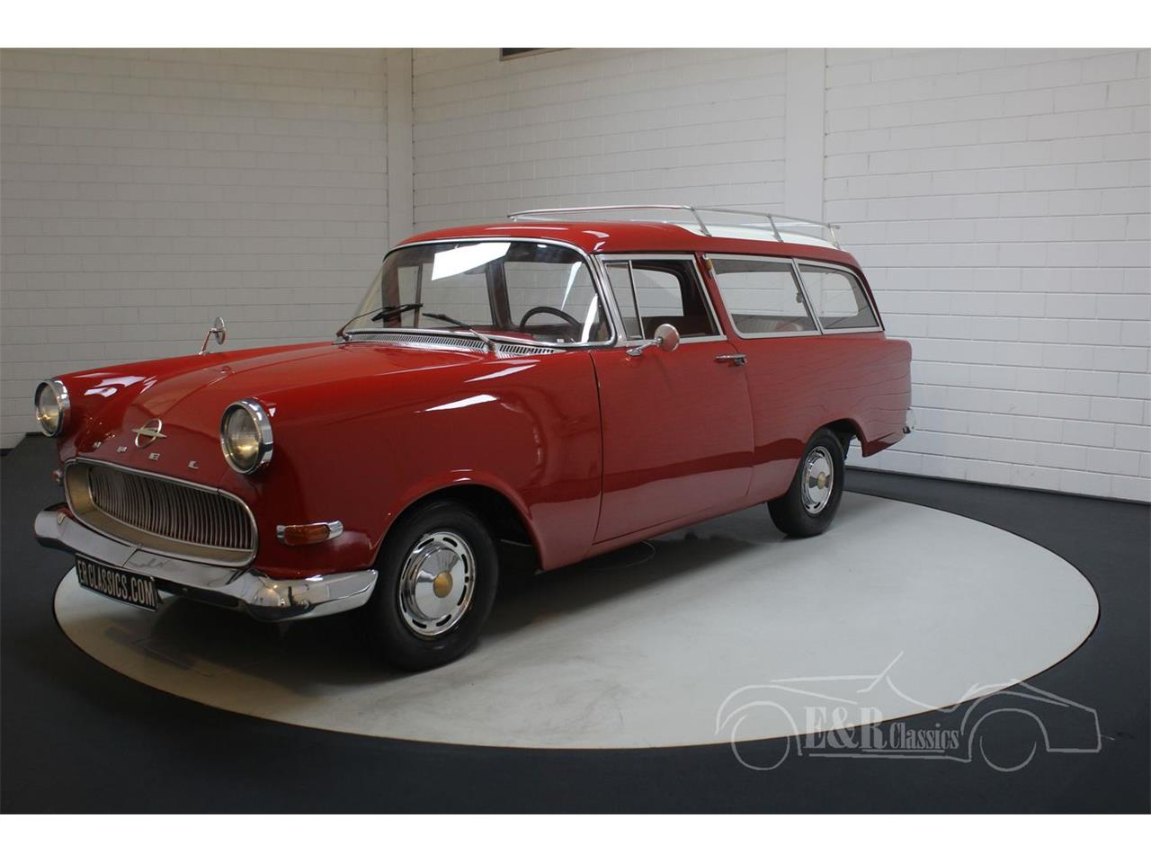 1959 Opel Olympia-Rekord (CC-1392955) for sale in Waalwijk, Noord-Brabant