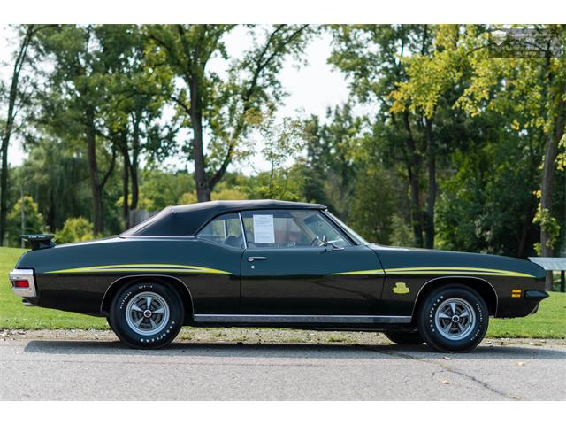 1971 Pontiac GTO (The Judge)