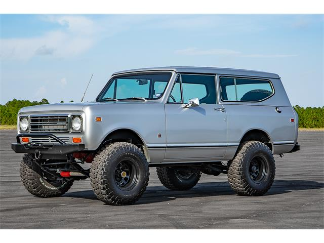 1978 International Harvester Scout (CC-1392966) for sale in PENSACOLA, Florida