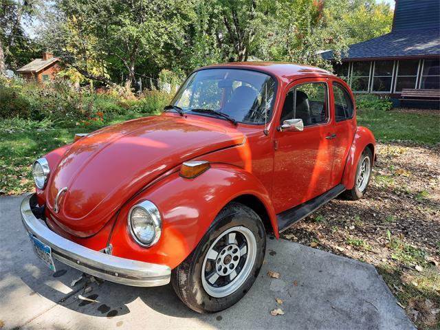 1973 Volkswagen Super Beetle (CC-1392973) for sale in Saint Paul, Minnesota