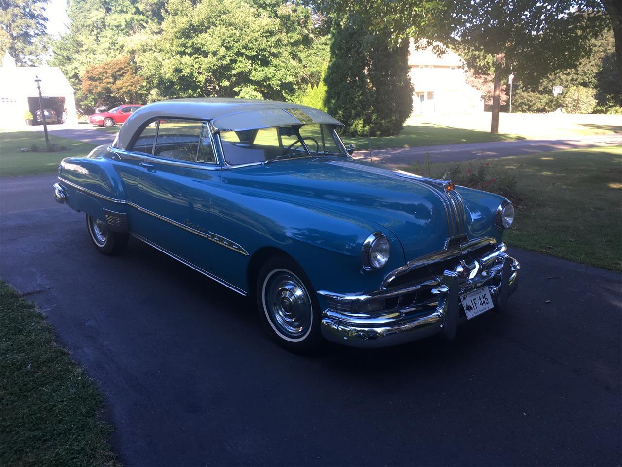 1951 Pontiac Chieftain (CC-1392974) for sale in Orange, Connecticut