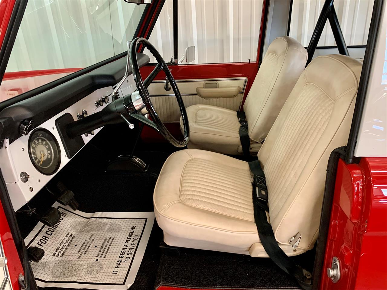 1972 Ford Bronco (CC-1392976) for sale in Fort Worth, Texas