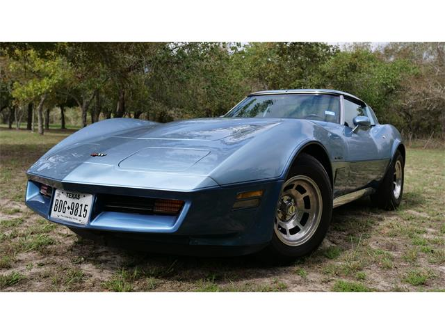 1982 Chevrolet Corvette (CC-1392980) for sale in San Antonio, Texas