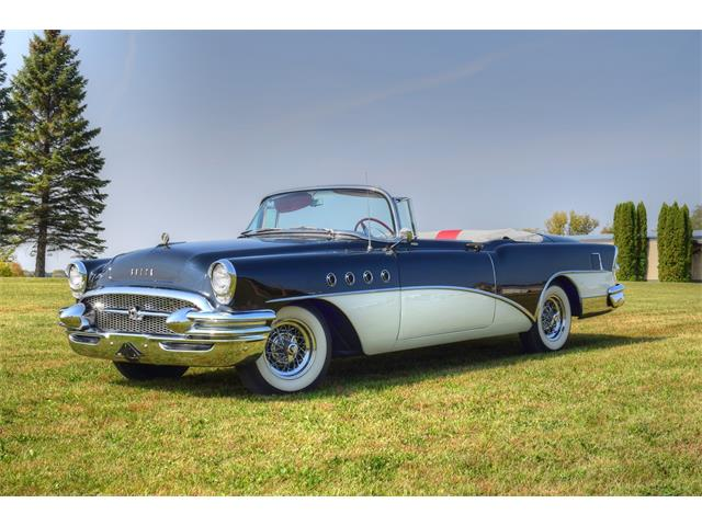 1955 Buick Roadmaster (CC-1392989) for sale in Watertown, Minnesota
