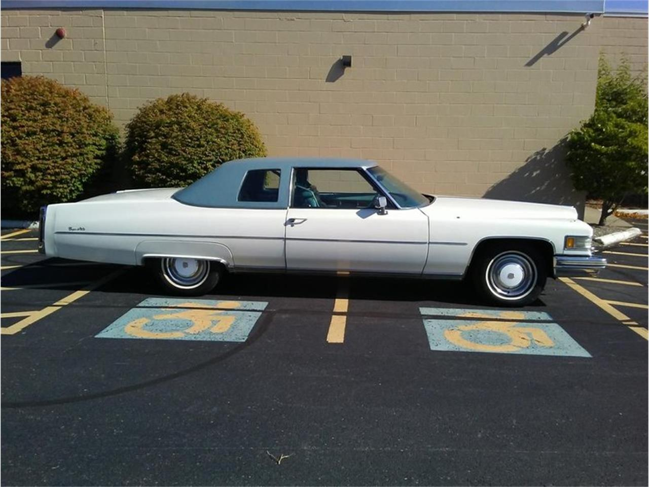 1976 Cadillac Coupe (CC-1390299) for sale in Saratoga Springs, New York