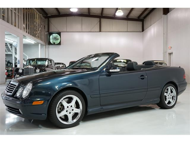 2002 Mercedes-Benz CLK (CC-1392991) for sale in St. Ann, Missouri