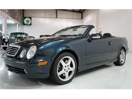 2002 Mercedes-Benz CLK (CC-1392991) for sale in St. Ann, Missouri
