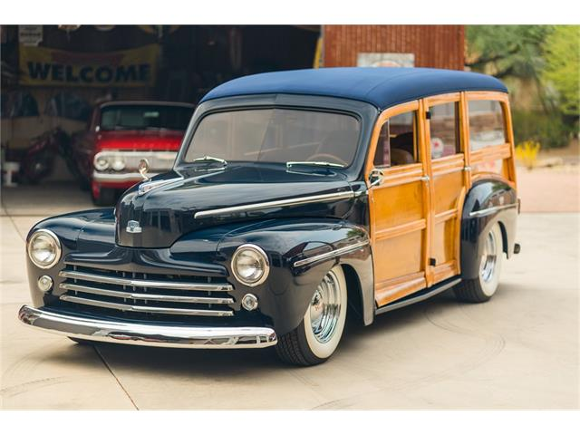 1948 Ford Woody Wagon (CC-1390304) for sale in Scottsdale, Arizona