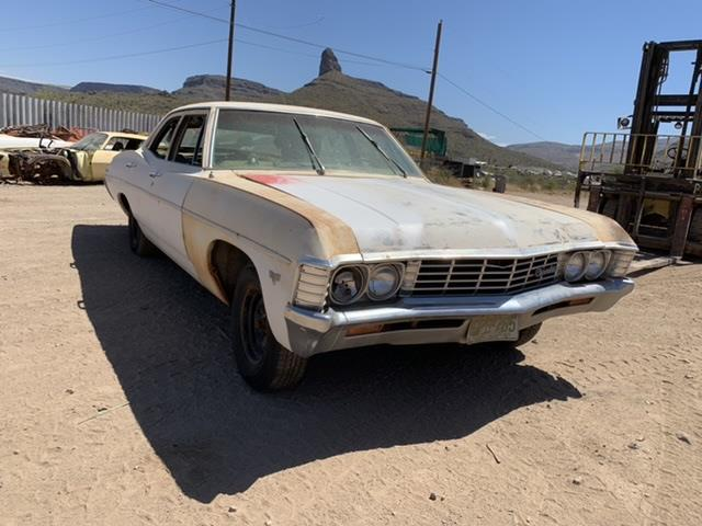 1967 Chevrolet Bel Air (CC-1393045) for sale in Phoenix, Arizona
