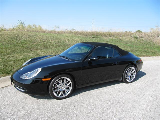2001 Porsche 911 Carrera 4 Cabriolet (CC-1393047) for sale in Omaha, Nebraska