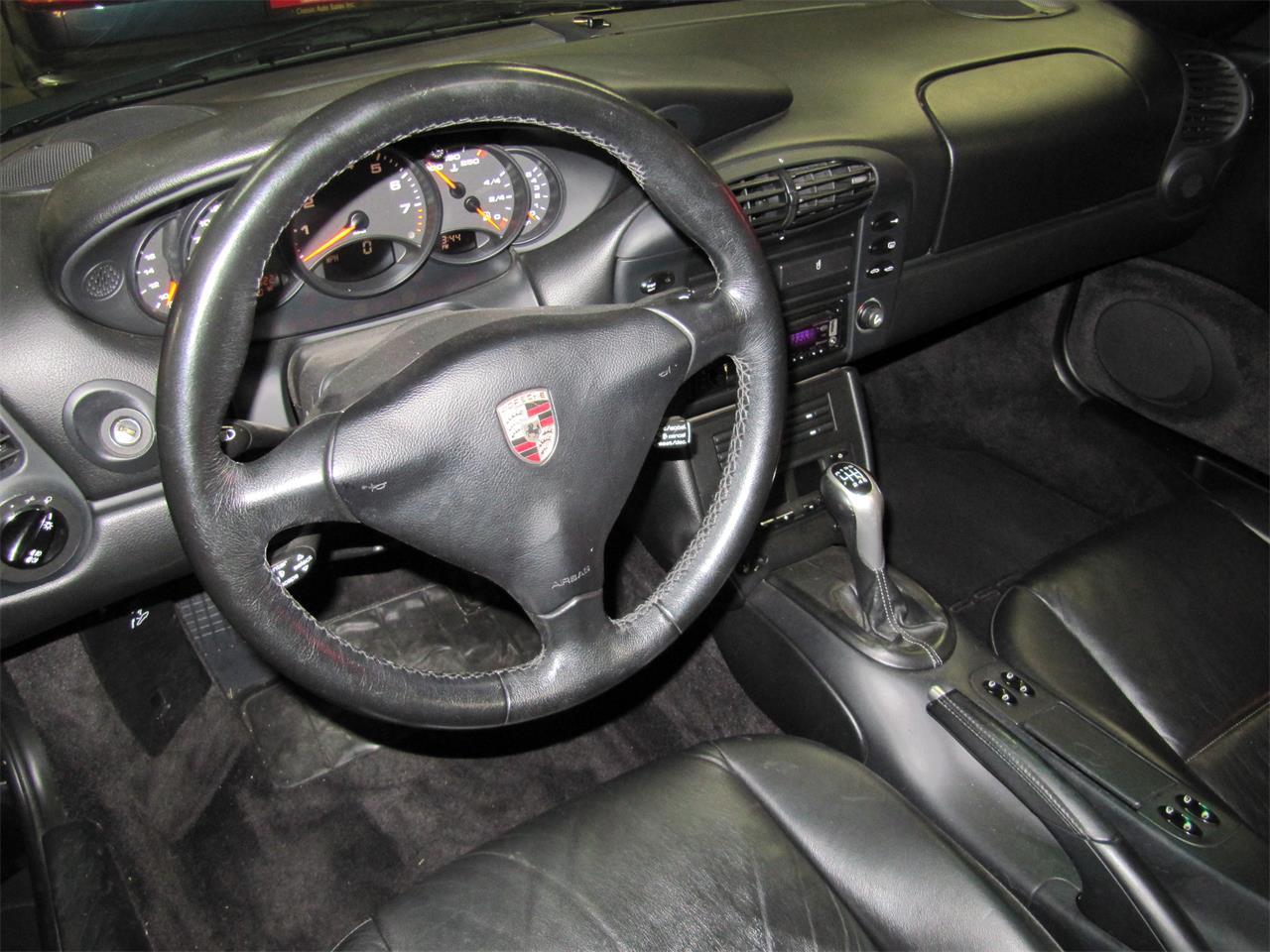 2001 Porsche 911 Carrera 4 Cabriolet (CC-1393047) for sale in Omaha, Nebraska