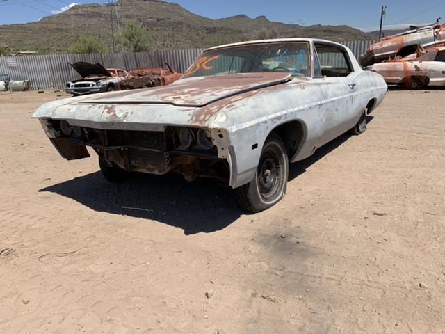 1968 Chevrolet Impala (CC-1393051) for sale in Phoenix, Arizona