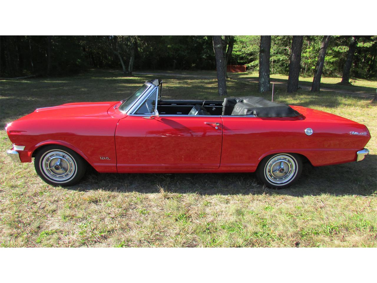1963 Chevrolet Nova (CC-1393073) for sale in Wareham, Massachusetts