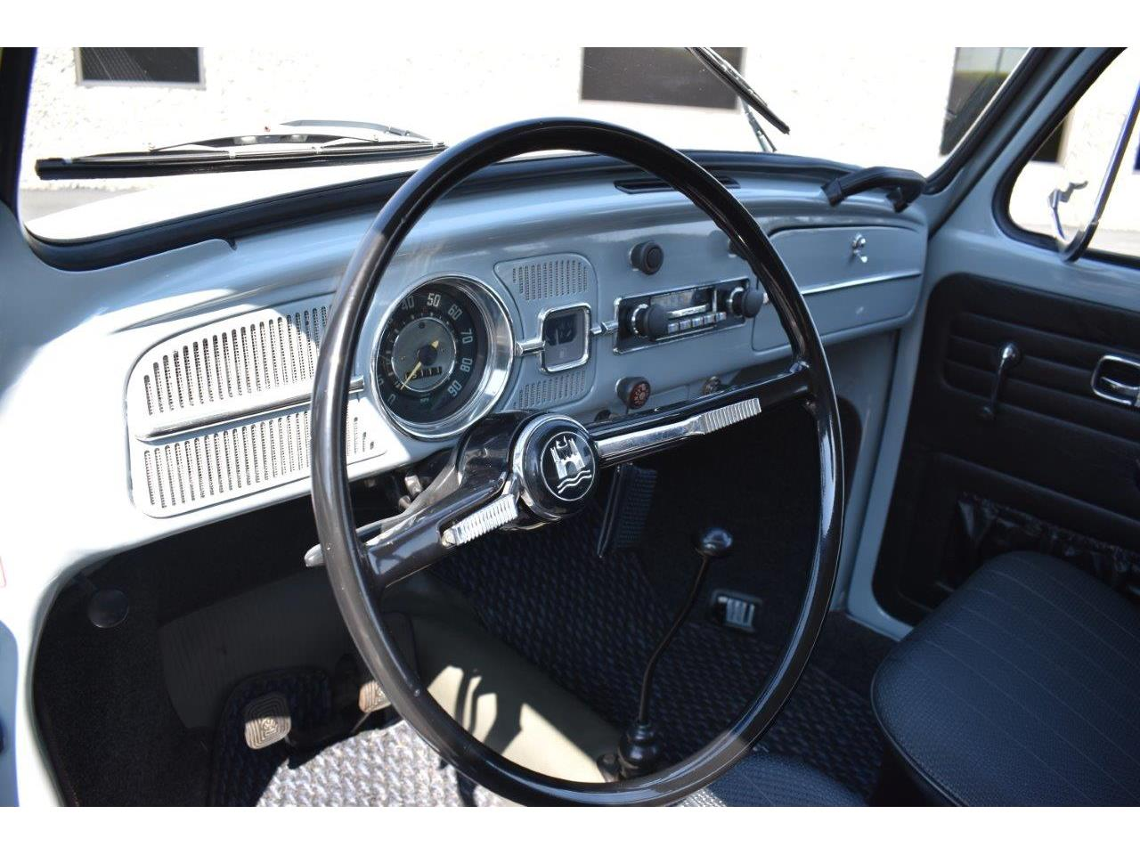 1967 Volkswagen Beetle (CC-1393075) for sale in Costa Mesa, California