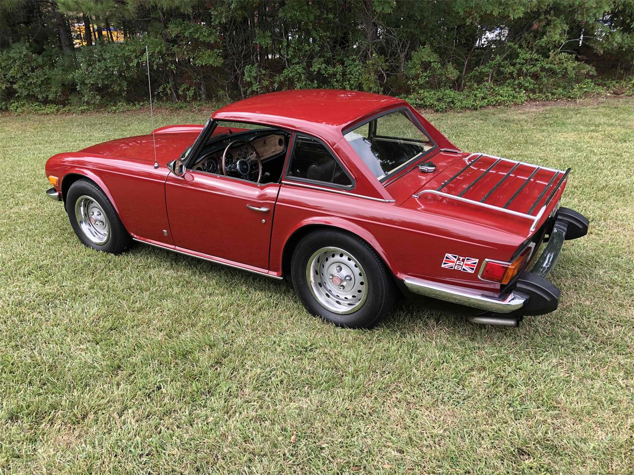 1975 Triumph TR6 (CC-1393079) for sale in Morrisville, North Carolina