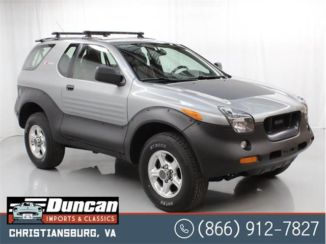 2001 Isuzu Vehicross (CC-1393087) for sale in Christiansburg, Virginia