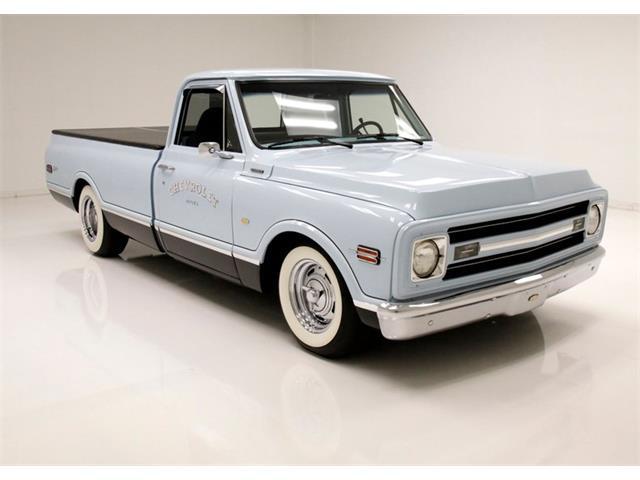 1970 Chevrolet C10 (CC-1393090) for sale in Morgantown, Pennsylvania