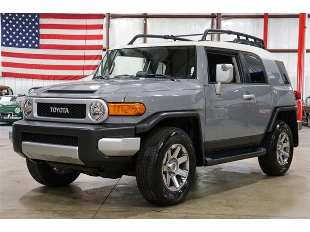 2014 Toyota FJ Cruiser (CC-1393091) for sale in Kentwood, Michigan