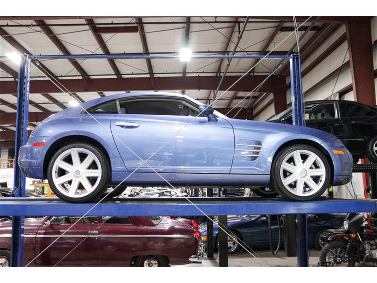 2008 Chrysler Crossfire (CC-1393092) for sale in Kentwood, Michigan