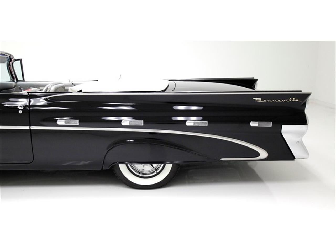 1959 Pontiac Bonneville (CC-1393093) for sale in Morgantown, Pennsylvania