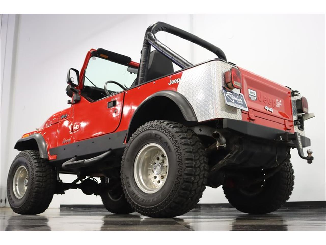 1986 Jeep CJ7 (CC-1393097) for sale in Ft Worth, Texas