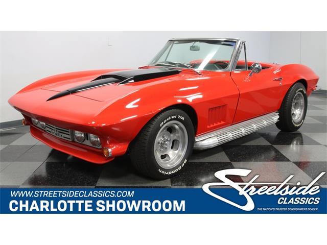 1967 Chevrolet Corvette (CC-1393104) for sale in Concord, North Carolina