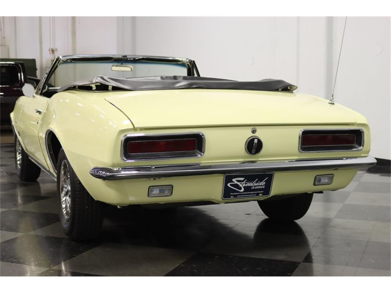 1967 Chevrolet Camaro (CC-1393108) for sale in Ft Worth, Texas