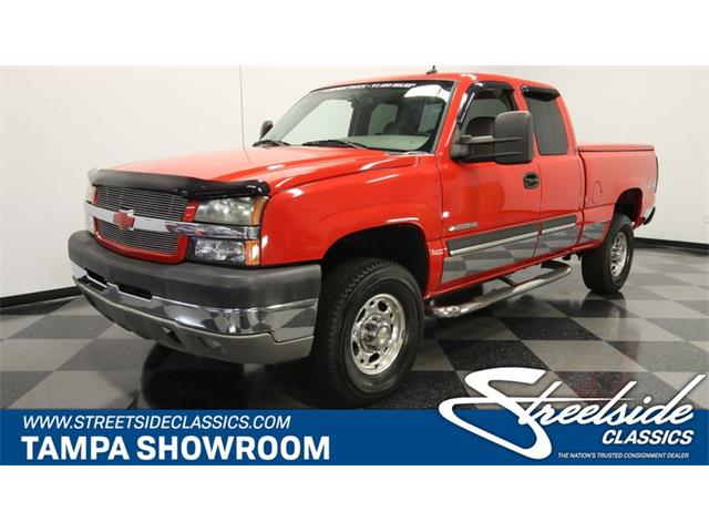 2003 Chevrolet Silverado (CC-1393127) for sale in Lutz, Florida