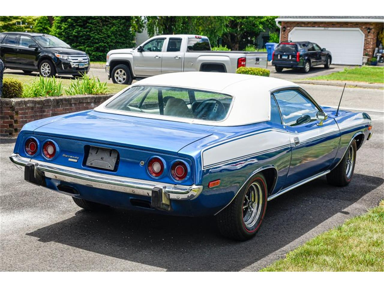 1973 Plymouth Barracuda (CC-1390313) for sale in Saratoga Springs, New York