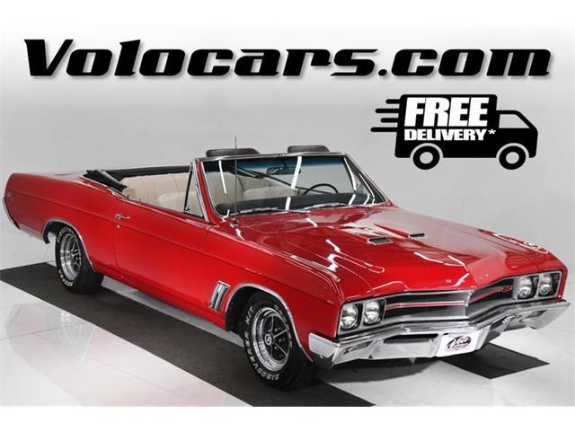 1967 Buick Gran Sport (CC-1393134) for sale in Volo, Illinois
