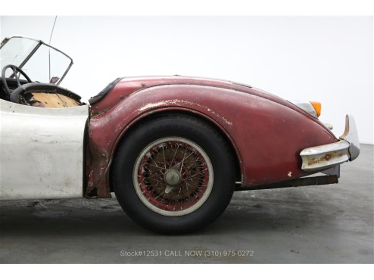 1955 Jaguar XK140 (CC-1393141) for sale in Beverly Hills, California
