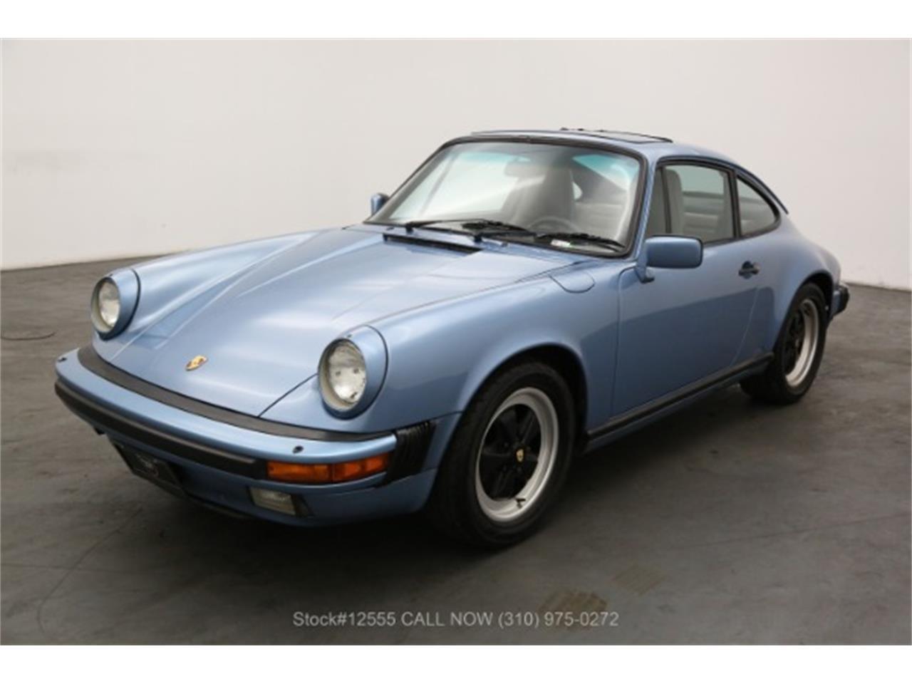 1986 Porsche Carrera (CC-1393143) for sale in Beverly Hills, California