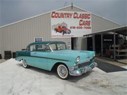 1956 Chevrolet Bel Air (CC-1393159) for sale in Staunton, Illinois