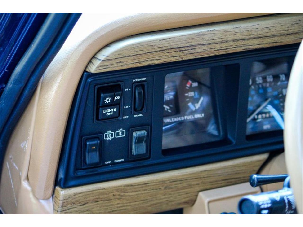 1986 Jeep Grand Wagoneer (CC-1390316) for sale in Saratoga Springs, New York