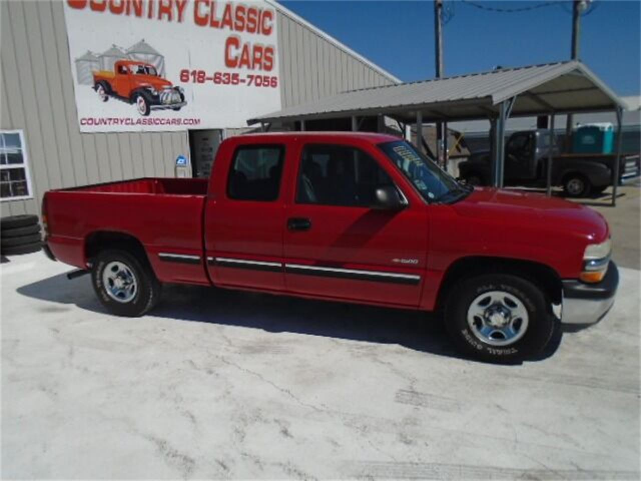 2001 Chevrolet Silverado (CC-1393165) for sale in Staunton, Illinois