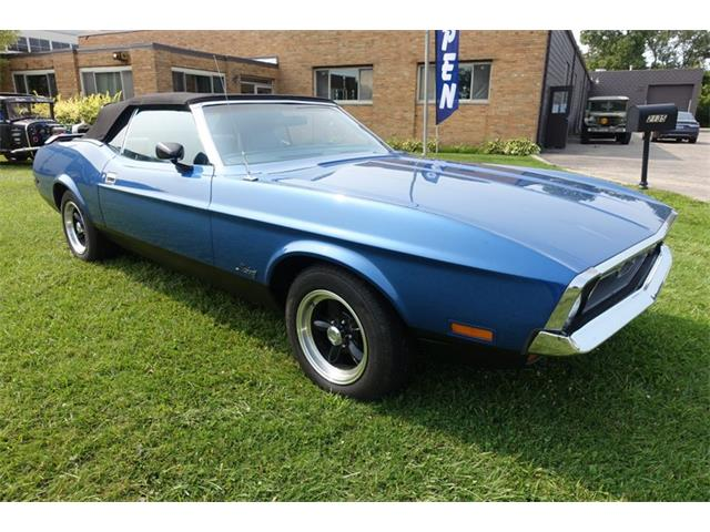 1971 Ford Mustang (CC-1393175) for sale in Troy, Michigan