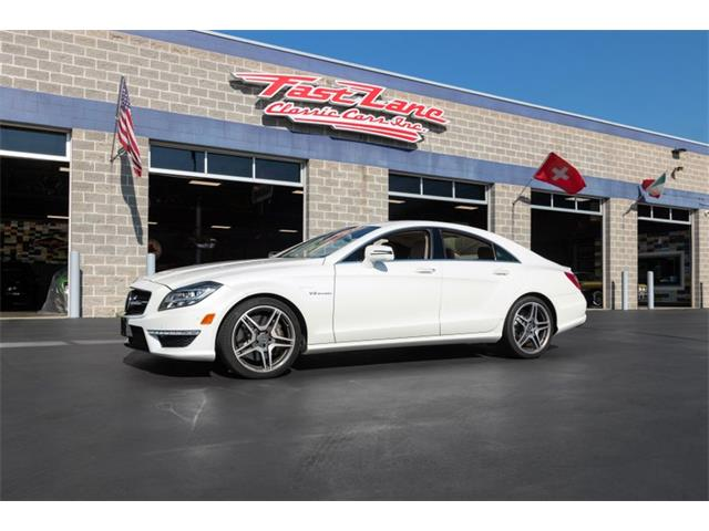 2012 Mercedes-Benz CLS-Class (CC-1393177) for sale in St. Charles, Missouri