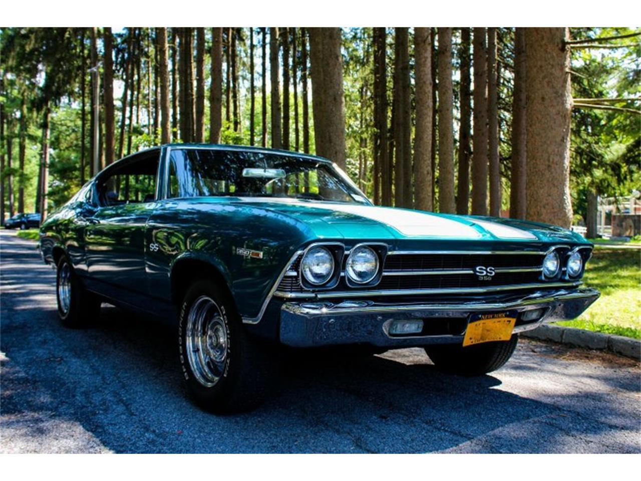 1969 Chevrolet Chevelle (CC-1390318) for sale in Saratoga Springs, New York