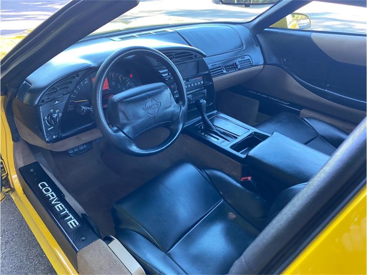 1995 Chevrolet Corvette (CC-1390320) for sale in Saratoga Springs, New York