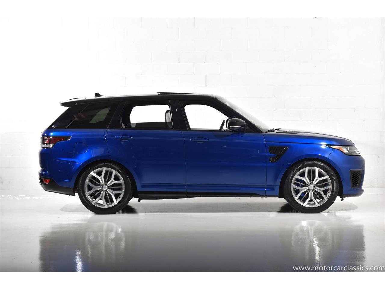 2016 Land Rover Range Rover Sport (CC-1393204) for sale in Farmingdale, New York