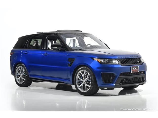 2016 Land Rover Range Rover Sport (CC-1393204) for sale in Farmingdale, New York