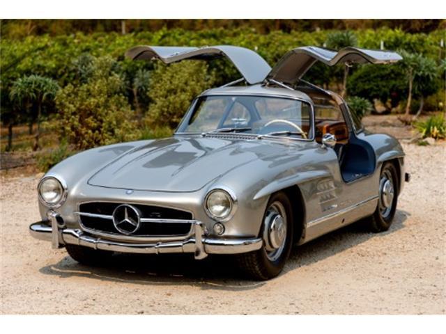 1955 Mercedes-Benz 300SL (CC-1393215) for sale in Astoria, New York