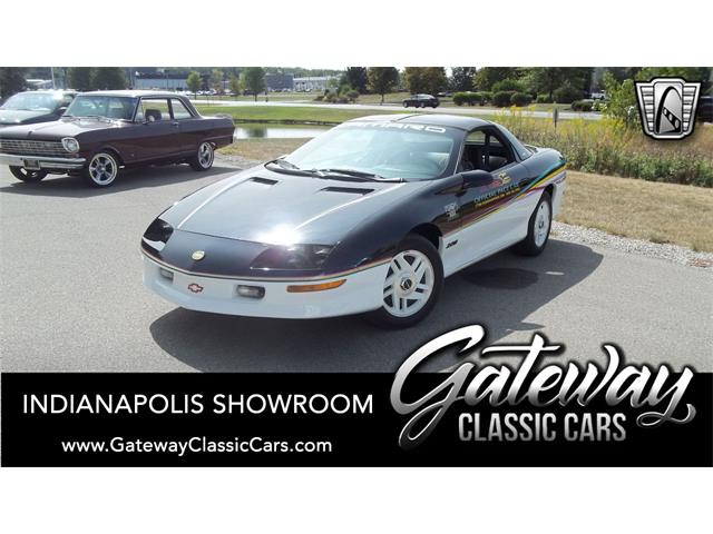 1993 Chevrolet Camaro (CC-1393246) for sale in O'Fallon, Illinois