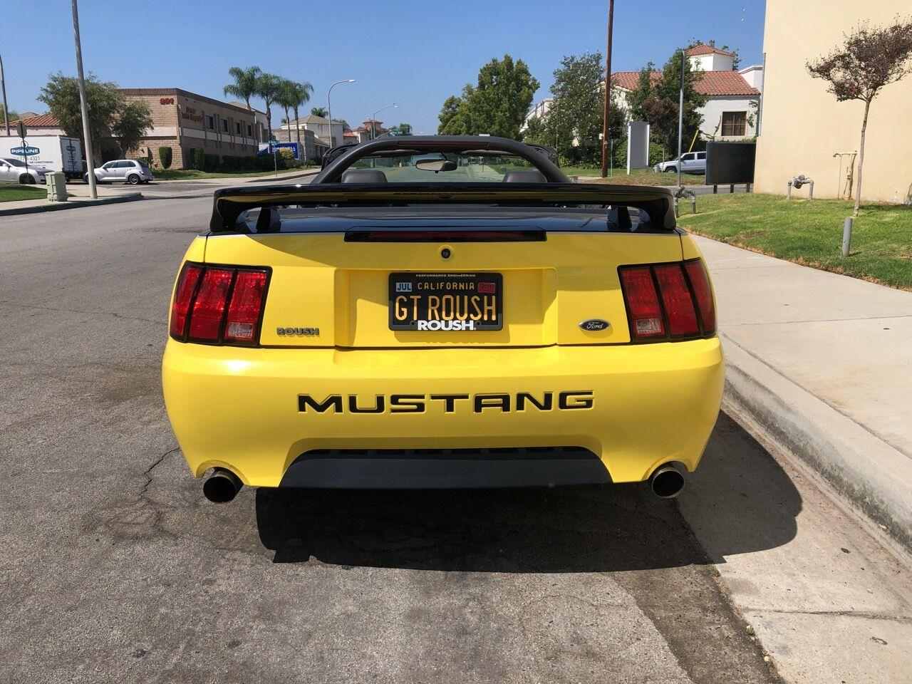 2003 Ford Mustang (CC-1393251) for sale in Brea, California