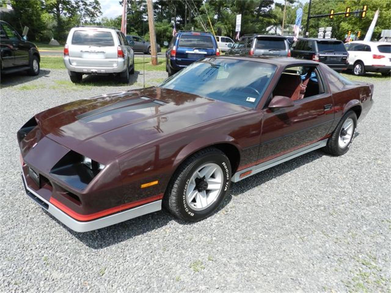 1982 Chevrolet Camaro (CC-1393271) for sale in Carlisle, Pennsylvania